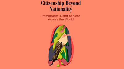 Permalink to:GLOBALCIT Review of Citizenship Beyond Nationality. Immigrants' Right to Vote Across the World, Luicy Pedroza, Penn Press, 2019